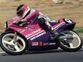 Lucio Pietroniro - GP France 125 cc 1989