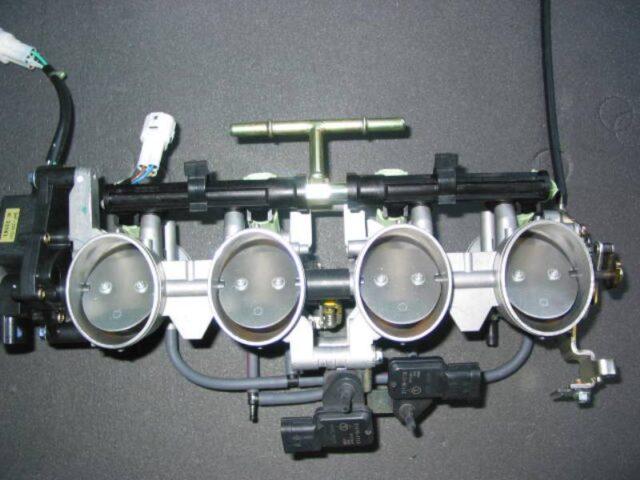 16163-0056 Throttle Assy