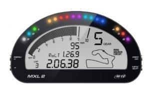 AiM MXL2 Grey (LED on)