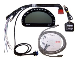 aim mxl2 gps datalog kit