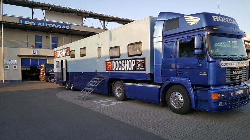 Truck Docshop Racing