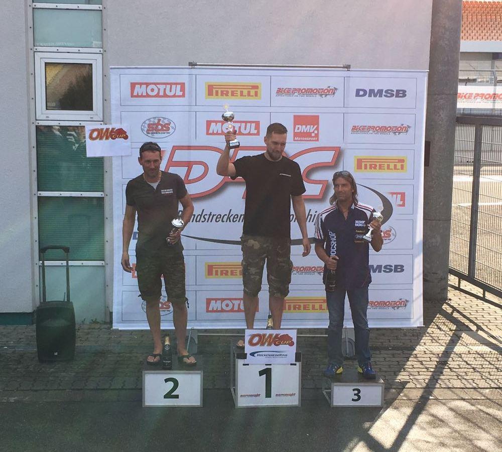 Thorsten podium 3eplek