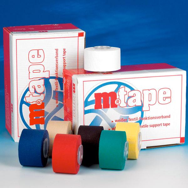 M-Tape sports non elastic tape 3,75cm x 10m