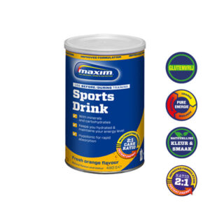 Maxim Sports Drink powder for mixing 480g