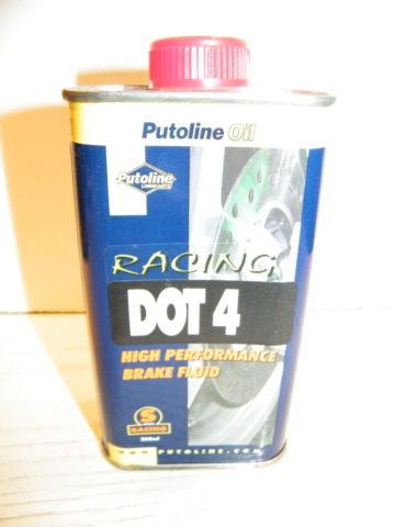 Putoline racing brake fluid DOT4