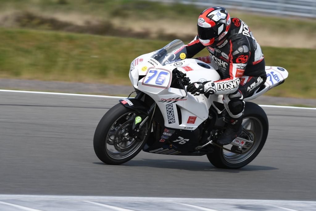 Andre Bleyenberg #76 Sportcup 600