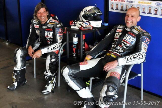 Thorsten & Marky