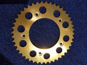 Aprilia RS250 AP8107096 Sprocket Rear Alu 45T