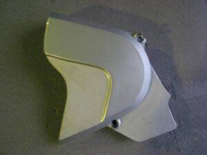 Aprilia RS125 AP8106315 Sprocket Cover Grey