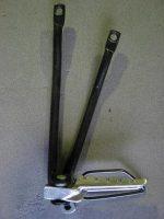 AP8135445 LH footrest support AP8132812 LH Footrest
