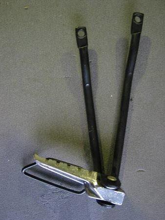 AP8135444 RH footrest support AP8132812 RH Footrest