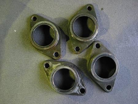 Aprilia RS250 AP8106295 Exhaust Flange Cylinder