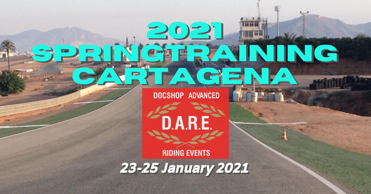 2021 Springtraining Cartagena